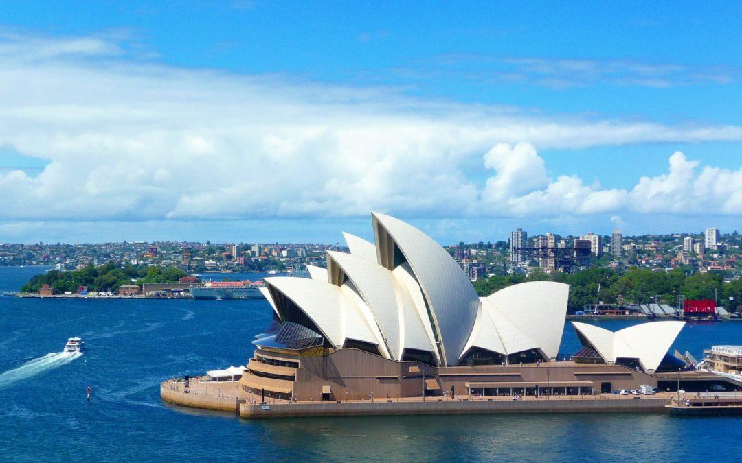 A Typical Sydney Day